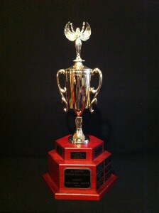 British Columbia Ukrainian Cultural Festival Society Trophy
